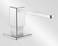 BLANCO LEVOS Soap dispenser, Stainless steel solid, stainless steel satin polish