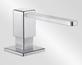 BLANCO LEVOS Soap dispenser, Stainless steel solid, Stainless steel satin matt