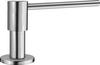 BLANCO PIONA Soap dispenser, Stainless steel solid, stainless steel
