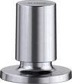 Pop-up control round stainless steel finish