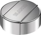 Pop-up control stainless steel round BL (EB)