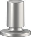 Pull pop-up control round stainless steel brushed finish