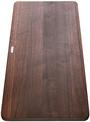 Chopping board solid nut PANOR 585 x 290 mm, solid nutwood