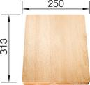 Chopping board beech wood, beech wood