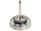 """Basket strainer RADIAL 3.5"""" pop-up (20 drain trenches) (replaced by 119145) AL"""