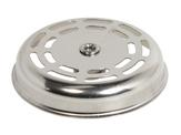 """Basket strainer RADIAL 1.5"""" without seal (18 drain trenches) AL"""
