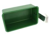 Compost container SELECT CH, plastic, green