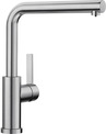 BLANCO LANORA-F, Stainless steel brushed finish, stainless steel, Low pressure