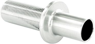 Base TORRE stainless steel finish NF