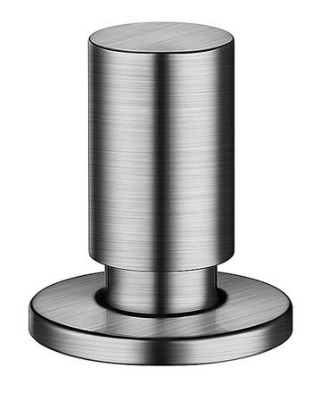 Pull unit round stainless steel