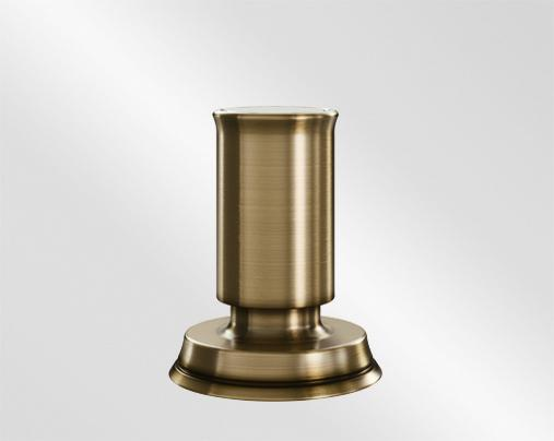 Pull pop-up control LIVIA antique brass
