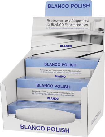 BLANCO POLISH, 12 x 150 ml counter display