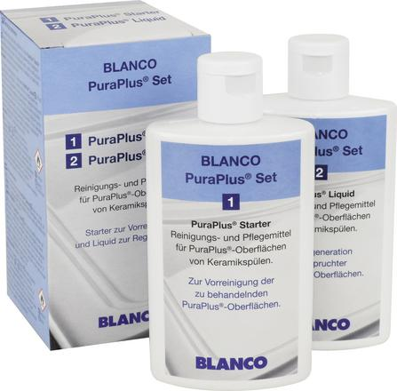 BLANCO PuraPlus Liquid Set, 2 x 100 ml