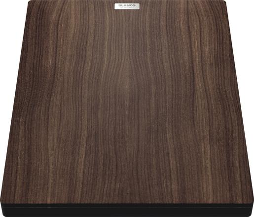 Compound chopping board, nutwood compound