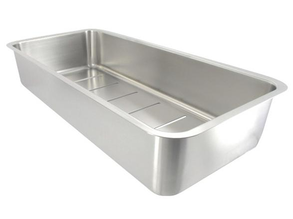 Multifunctional colander stainless steel, Stainless steel